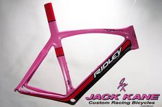 Would you have the panache to ride this Ridley we painted?