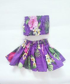 16th Birthday Outfit, Birthday Party Outfits, Birthday Parties, Luau Outfits, Girl Outfits, Fashion Outfits, Hula Skirt, Ballet Skirt, Hawaiian Skirt