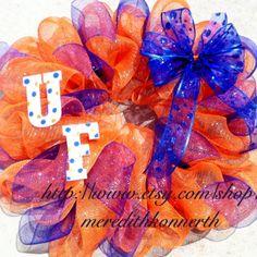 University of Florida wreath