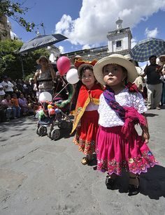Cholitas cuencanas #Genteecuatoriana