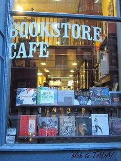 Housing Works bookstore: in New York City's SOHO district ...