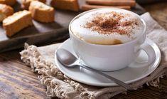 Οι Ιταλοί δεν πίνουν ποτέ καπουτσίνο μετά τις 11 το πρωί! Εσείς ξέρετε γιατί; Banana A Milanesa, Healthy Mind, Tea Cups, Espresso, Healthy Recipes, Tableware, Desserts, Food, Cappuccinos