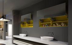 specchiere: SEGRETO ANTONIO LUPI - arredamento e accessori da bagno - wc, arredamento, corian, ceramica, mosaico, mobili, bagno, camini, cro...
