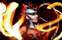Fire Troupe by Tory - Fire Performers | North West | UK