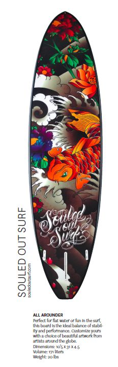 Some of the prettiest artistic boards you can find on the water for SUP #souledoutsurf #samata_magazine #supwomenonthewater #standuppaddlemagazine #sup https://www.facebook.com/pages/Stand-Up-Paddleboard-hawaii-Souled-Out-Surf/165052029450