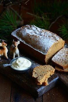 From The Kitchen: Christmas Maple Spiced Ginger Loaf