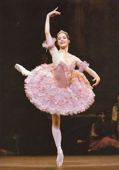Gorgeous Darcey Bussell as Aurora