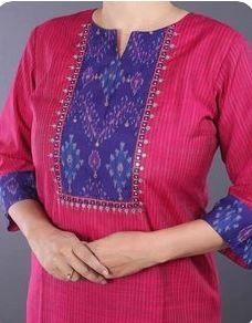 Churidhar Neck Designs, Salwar Neck Designs, Neck Designs For Suits, Churidar Designs, Kurta Neck Design, Neckline Designs, Dress Neck Designs, Kurta Designs Women, Designs For Dresses