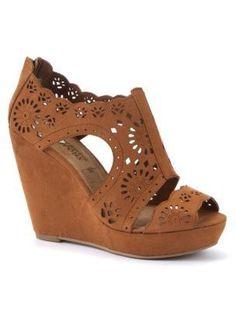 #Fashion #Wedges sandals Adorable Shoes