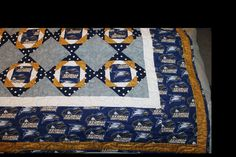 Georgia Southern Quilt made by Sauki1 from the Quilting Board