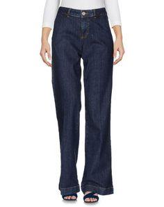 RED VALENTINO Denim trousers. #redvalentino #cloth #dress #top #skirt #pant #coat #jacket #jecket #beachwear #