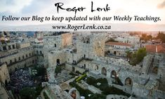 Roger Lenk (Raphael ben Levi) is a published author and Messianic Jewish believer who is the leader of Mekudeshet Congregation, located in South Africa. Great Life, The Covenant, Rest, God, Explore, Website, Feelings, Link, Books