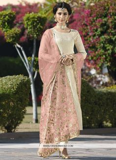 Shop online from a wide collection of fashionable women's clothing like salwar kameez, salwar suit. Grab this jacquard silk thread work pakistani straight salwar kameez ceremonial, party and reception online. Pakistani Dresses, Indian Dresses, Indian Outfits, Churidar Suits, Salwar Kameez, Anarkali Suits, Sharara, Patiala, Punjabi Suit Boutique