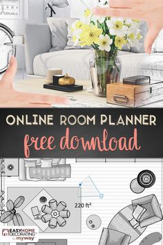 Trouble Picturing it? Click to install EasyHomeDecorating™ for ideas on how to transform your space. It's free!