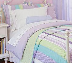 Lavender Kasey Quilted Bedding