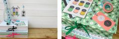 Decorative Box files:Patterned Boxfiles:Rosehip
