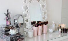 Você sabe como guardar sua maquiagem corretamente?