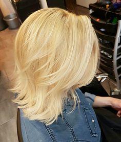 cut ▪ highlights ▪ style 💓 ° ° ° #highlights #hairsalon #hairdresser #hairstylist #hairdye #haircut #hairdo #hairstyling #blowdry #blonde #blondehair #blondehairdontcare #hairtrend #haironpoint #matrixhair #coloredhair #hairgoals #hairinspiration #hairinspo #dyedhair #leeuwarden #wavyhair #shorthair