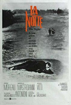Michelangelo Antonioni [ La Notte ] 1961
