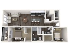 37 best arena place apartments images 2 bedroom apartments two rh pinterest com