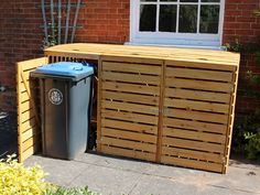 Image from http://www.wheeliebinstoragedirect.co.uk/wp-content/uploads/2014/07/triple-wheelie-bin-storage.jpg.
