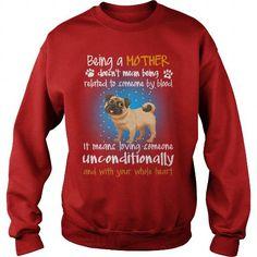 Pug Being A Mother Pug Dog