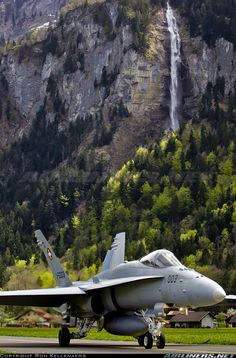 Nother Swiss F/A-18C