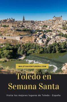 La Semana Santa en #Toledo es una de las más bonitas y con más variedad de actividades en España Un excelente destino para visitar en esta fecha! #travel #travelblogger #españa