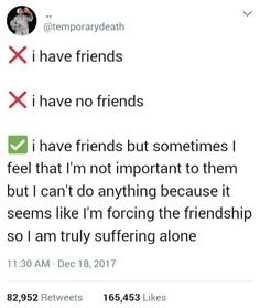 I'm not suffering, but this is how I think. Beau Message, All Meme, Social Anxiety, I Can Relate, Funny Relatable Memes, How I Feel, Mood Quotes, In My Feelings, Infp
