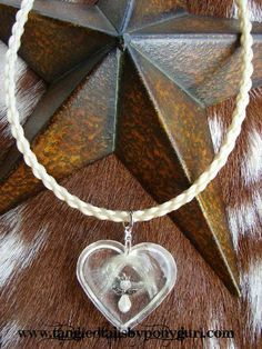 1000 Images About Horse Hair Jewelry Tangled Tails On