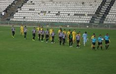 Juniores do Varzim empatam na abertura do campeonato