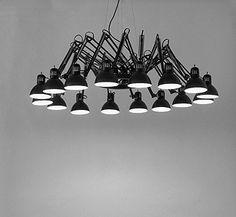 Ron Gilad, Contemporary Conceptual Design - Functional Conversation Pieces. Interior Lighting, Lighting Design, Conceptual Design, Lightning, Designer, Objects, Chandelier, Animation, Ceiling Lights