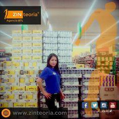 #Demostradoras y #CentroDeCanje en tiendas de conveniencia para #Cerveza Corona 🍺 #AdvertisingAgency  #marketing #BelowTheLine