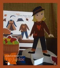free paper doll template - Google Search