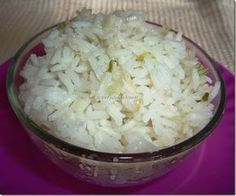 Arroz Blanco Great Recipes, Favorite Recipes, Arroz Frito, Creole Recipes, Some Recipe, Mexican Food Recipes, Side Dishes, Food And Drink, Healthy Eating