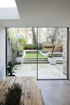 The kitchen extension 2