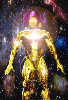 The Living Tribunal by *DaswookofHeromorph on deviantART