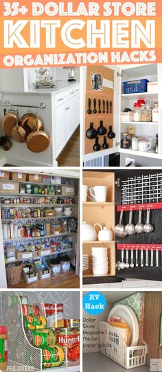 1. Magazine Holder For Kitchen Rack That magazine holder sitting on your office table has got something more to it than just being a work staple. In fact, it can work wonders as a kitchen storage rack too, helping you manage those food cans in the most amazing ways ever, while saving a great deal … #organization #kitchendecor