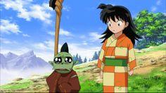 Jaken and Rin lol! Inuyasha, Rin And Sesshomaru, Cute Anime Pics, Studio Ghibli, Me Me Me Anime, Funny Cute, Otaku, Cool Art, Fairy Tales