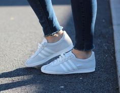 timeless design 820a6 966c5 Styling Adidas Gazelle OG Trainers