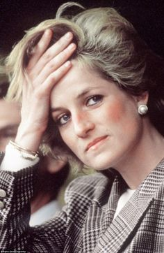 A reflective Diana at the Burghley Horse Trials in The year was a pivotal one for the royal marriage Princess Diana Fashion, Princess Diana Pictures, Princess Diana Family, Royal Princess, Prince And Princess, Princess Of Wales, Aladdin Princess, Princess Aurora, Princess Bubblegum