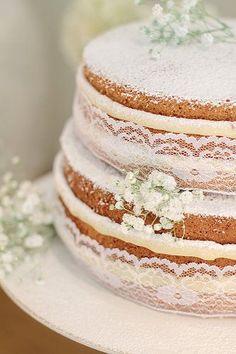 Batismo. Festa. Bolo. Baby. Party. Baptism. Cake. - by http://www.bacurifestas.com.br/ - parceria Florinda Festas