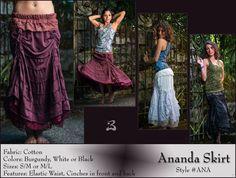Ananda Skirt