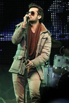 Atif Aslam performed live in Kathmandu