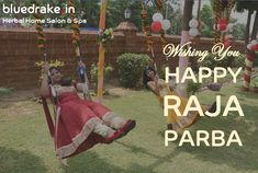 Raja is a unique festival of Orissa. 😍😍 Happy raja to all my odisha people,keep enjoying the festival & eat different type of sweets and foods.Do much more fun with your friends and family Body Massage Spa, Home Salon, More Fun, Are You Happy, Herbalism, Salons, Sweets, Foods, Type