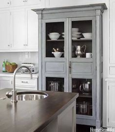 Built-in Furniture in the Kitchen