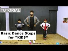 "Basic Dance Steps for ""KIDS"" 