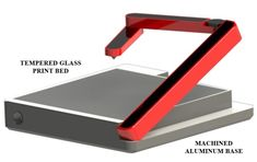 The 3D printer, which is not much larger than an Apple iPad, can literally fold up and fit in someone's pocket. Constructed out of machined aluminum, with a tempered glass print bed, the Pocket3DPrinter uses a combination of two popular additive technologies.