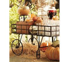 Pumpkin Serving bowls!