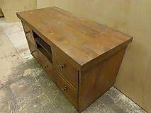Nábytok - Tv stolík mini - 4854535_